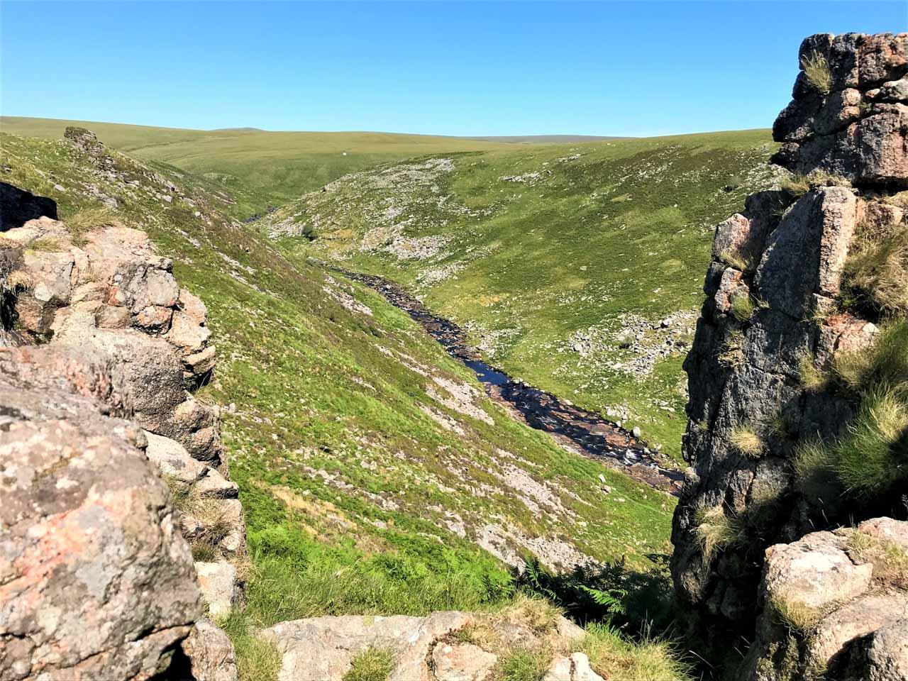Tavy Cleave, Dartmoor.